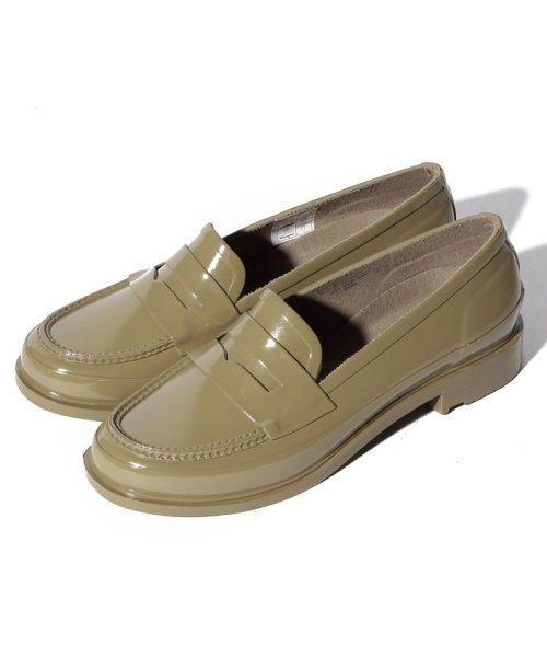 HUNTER(ハンター)/【国内正規品】ORIGINAL PENNY LOAFER/WFF1006RGL