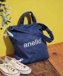 anello/★【anello】コットンキャンバス 2WAYトートバッグ/500769943