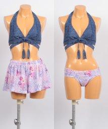 VacaSta Swimwear/【BENETTON】3点セットビキニ/500939472