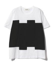 Ray BEAMS/ALOYE / rectangle Tシャツ/500944306