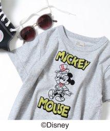 coen/【coen キッズ】コーエン限定Disney(ディズニー)MICKEY(ミッキー)Tシャツ/500957496