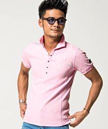 VIOLA/VIOLA【ヴィオラ】ロゴプリント入り半袖ポロシャツ/500973850