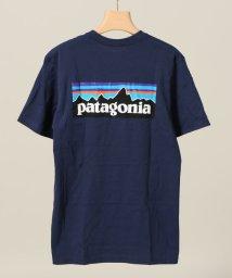EDIFICE/patagonia / パタゴニア Logo Pocket Responsibili Tシャツ/500974033