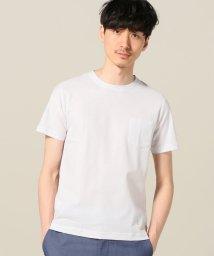EDIFICE/GUYROVER / ギローバー ハニカムカノコポケットTシャツ/500974038