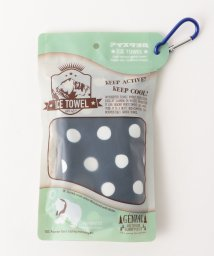 green label relaxing (Kids)/ICE TOWEL with CARABINER/500934961