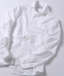 SHIPS MEN/SD: 【ALBINI社製】I cotoni カノコ ロング ホリゾンタルカラーシャツ/500974117