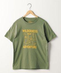 coen/【先行販売】キャンププリントTシャツ/500974178