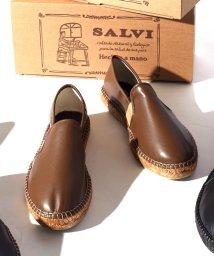 SHIPS MEN/SALVI: フェイクレザー エスパドリーユ/500914898