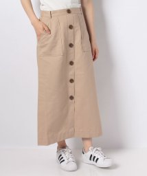 Avan Lily/フロントボタンロングスカート/500971996