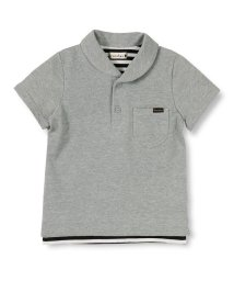 branshes/丸襟半袖ポロシャツ/500975500