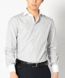 SHIPS MEN/SD:【GIZA】クレリック ドビーストライプ ホリゾンタルカラーシャツ/500976359