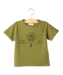 SHIPS KIDS/CAL O LINE:DON'T WORRY TEE(100~160cm)/500976384