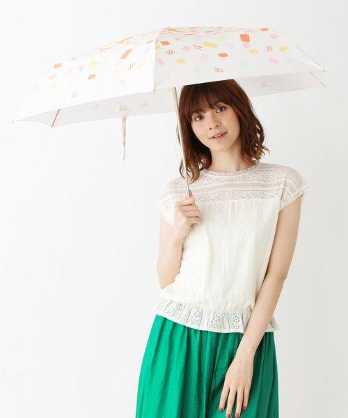 grove(グローブ)/カラフル晴雨兼用折りたたみ傘/99990976941150