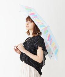grove/カラフル晴雨兼用折りたたみ傘/500977076