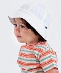 SHIPS KIDS/SHIPS KIDS:ベビー ピケ ストライプ ハット/500977706