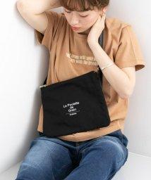 URBAN RESEARCH Sonny Label/【WEB限定】キャンバスロゴサコッシュショルダーバッグ/500853198