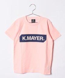 KRIFF MAYER(Kids)/ブランドロゴTEE(BOX)(140~160cm)/500965683