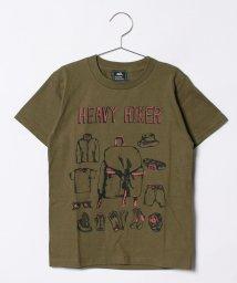 KRIFF MAYER(Kids)/アウトドアTEE(HEAVY)(140~160cm)/500965685
