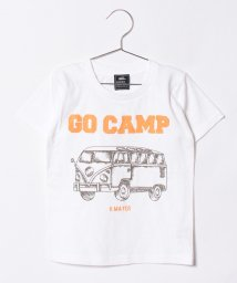 KRIFF MAYER(Kids)/アウトドアTEE(GO-CAMP)(120~130cm)/500965686