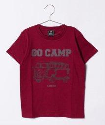 KRIFF MAYER(Kids)/アウトドアTEE(GO-CAMP)(140~160cm)/500965687