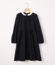 SHIPS KIDS/SHIPS KIDS:ピンタック 長袖 ワンピース(140~150cm)【OCCASION COLLECTION】/500978596