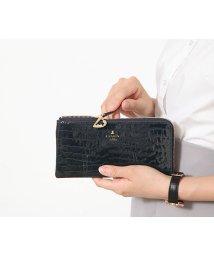 LANVIN en Bleu(BAG)/マゼンダ Lファスナー長財布/LB0005095