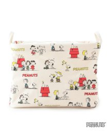 Adam et Rope Le Magasin/【VINTAGE PEANUTS】PILIER収納ボックススクエアS PEANUTSFRIENDS/500939306