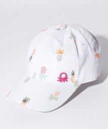 BENETTON (UNITED COLORS OF BENETTON KIDS)/KIDSトロピカルロゴキャップ・帽子(男女兼用)/500961026