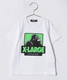 XLARGE KIDS/ネオンOGTシャツ/500965031