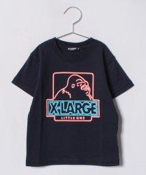 XLARGE KIDS/ネオンサインOGTシャツ/500965032