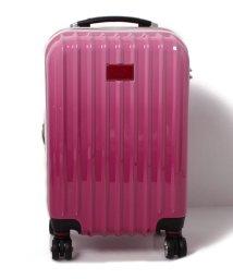 BENETTON (women)/ベネトンジッパー付きキャリーケース・スーツケース(S)機内持込可容量約36LTSAロック/500970490