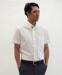 NOLLEY'S goodman/DRY MASTER カノコ半袖ボタンダウンシャツ/500971101