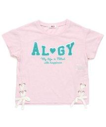 ALGY/レースアップT/500977082