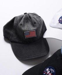 SHIPS MEN/SU: 【NASA】 GRAPHIC デニムキャップ/500980519