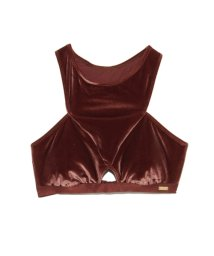 OTHER/【ROXY】WESTERN ESCAPE CROP TOP/SCOOTER/500982641