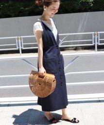 IENA/前ボタンジャンパースカート◆/500982835