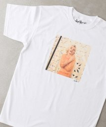 JOURNAL STANDARD relume Men's/GEORGE BARRIS フォト Tシャツ/500983744