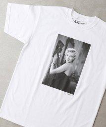JOURNAL STANDARD relume Men's/GEORGE BARRIS フォト Tシャツ/500983744