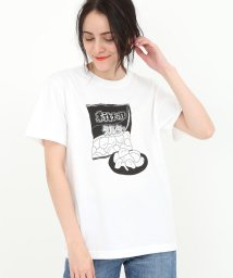 Adam et Rope Le Magasin/【Calbee×LeMagasin】コラボ  Tシャツ/500923648