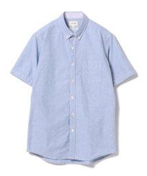 BEAMS MEN/BEAMS / オックスフォード ショートスリーブ ボタンダウンシャツ/500984491