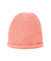 BEAMS OUTLET/Rohw master product / Roll Beanie/500828779