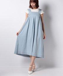 petit main LIEN/【LIEN】プリーツジャンパースカート×Tシャツセット/500974622