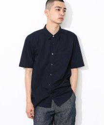 ADAM ET ROPE'/WASH&WEAR ブロード半袖シャツ/500980953
