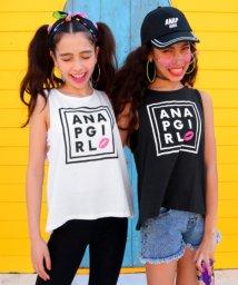 ANAP GiRL/BOXリップタンクトップ/500982037