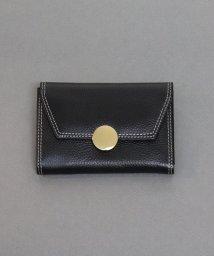 ninon/【牛革】サークルチャーム2つ折り財布/ウォレット/500982327