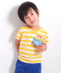 ANAP KIDS/キャラクターぬいぐるみ付きTシャツ/500982560