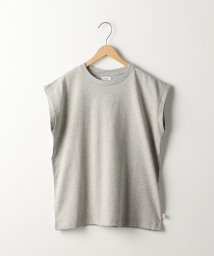 coen/USAコットンフレンチスリーブTシャツ(カットソー)/500984930