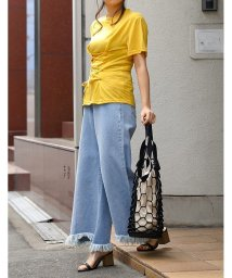 Re:EDIT/コルセット風Tシャツ/500293232