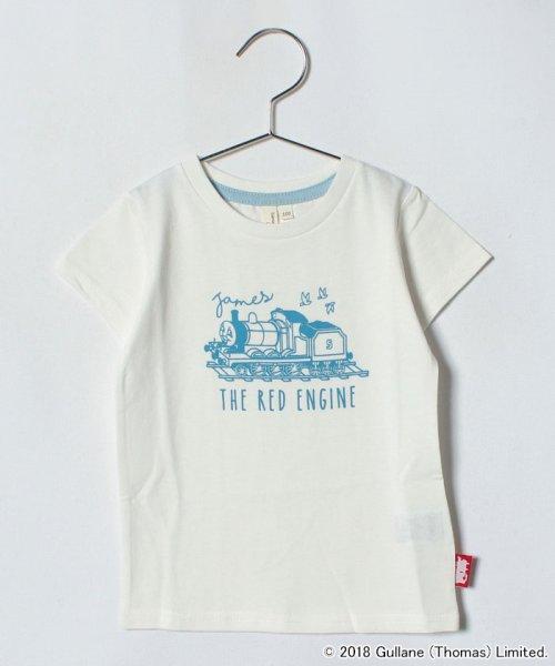 LAGOM(ラーゴム)/【きかんしゃトーマス】プリントTシャツ/1206555221411