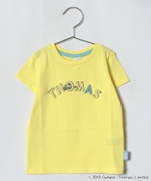 LAGOM/【きかんしゃトーマス】ロゴTシャツ/500958266